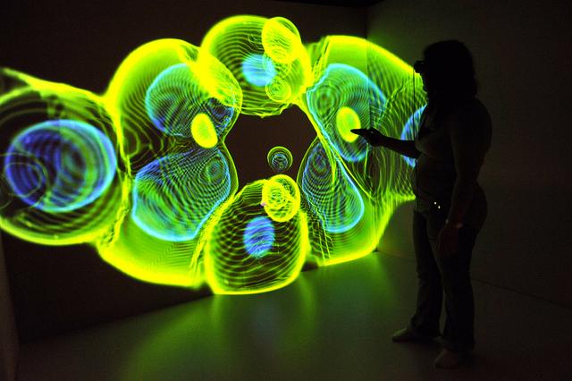 Interactive 3D data